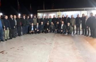 Körfezli Trabzonlular İstişarede buluştu