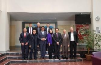Sarıkamış Platformundan Gebze Milli Eğitim Müdürü Şener Doğan'a ziyaret