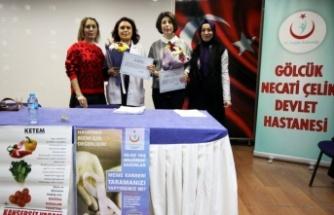 AKV Öğrencileri Kanser Konusunda Bilinçlendi