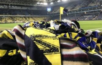 Fenerbahçe seyircisine yakışan hareket