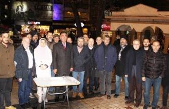 İYİ Parti Nihat Gürer'i unutmadı