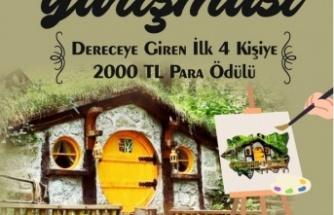 """KO-MEK'ten """"Mutlu Şehir Kocaeli"""" resim yarışması"""