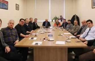 KOTO'nun komiteleri 'İzmit Çarşısı'nın etkin hale getirilmesi için işbirliği yaptı