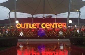Outlet Center'dan yarıyıl tatiline jest