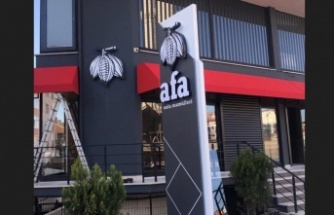 AFA Unlu Mamülleri açılıyor