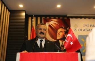 İYİ Parti Gebze'de Av. Burak Uluköylü, Seçilmiş ilçe başkanı