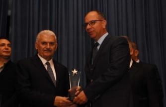 Gebzeli Mustafa Ercan Yılın En başarılı İşadamı seçildi