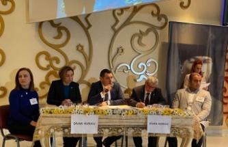 İYİ Parti İzmit'te Pelin Coştur Filiz tek aday