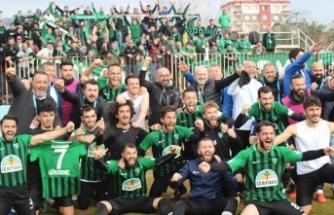 Kocaelispor, Deplasmada Kozan'ı 1-0 ile geçti