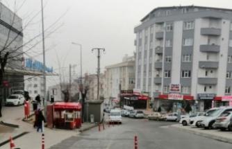 Otobüslerin hastane güzergâhı değiştirilmesine Beylikbağı mahallesinden tepki