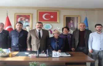 Uluköylü: İYİ Partiyi Gebze'de Şaha kaldıracağız