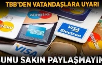 Vatandaşa çok önemli kredi kartı aidatı uyarısı