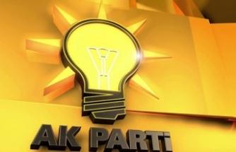 AK Parti'nin ilçe kongreleri ertelendi