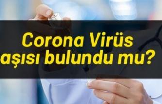Corona virüsü ilacı 7 ülkede denenmeye başladı