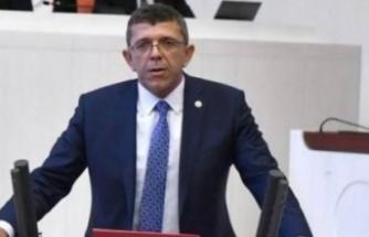 İYİ Partili Milletvekiline TBMM'de saldırı