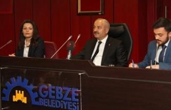 Gebze Belediye meclis toplantısı İPTAL