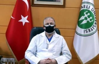 KOÜ Hastanesinde hastalar 'online' muayene ediliyor