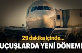 24 Maddede yeni Uçak yolculuğu