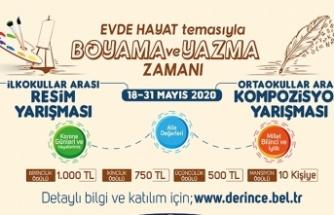 Derince'de öğrenciler için yarışma zamanı