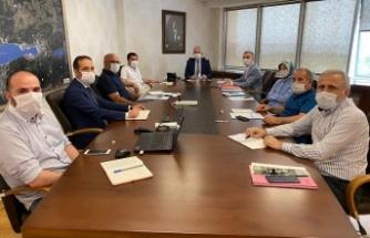 Gündoğdu, Çayırova'daki projeleri masaya yatırdı