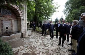 """""""Kocaeli'nin tarih, kültür ve turizm şehri olma hedefi takdire şayan"""""""