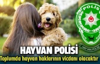 """""""Hayvan Polisi"""" Uygulamasına Veterinerlerden Destek"""
