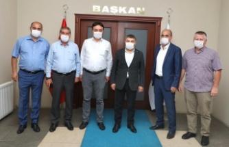 Başkan Şayir'den Dilovalı servisçilere park sözü!