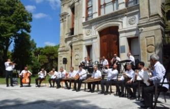 Roman Müzisyenler Projesi Kocaeli'den geçti