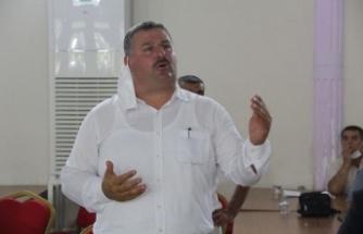 SUMOTAŞ'In Yeni Başkanı Hüseyin Türker oldu