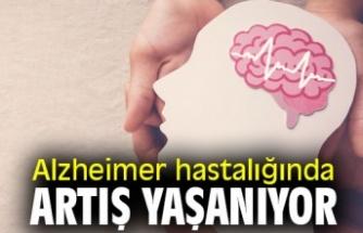 Alzheimer Hastalığında Artış Yaşanıyor
