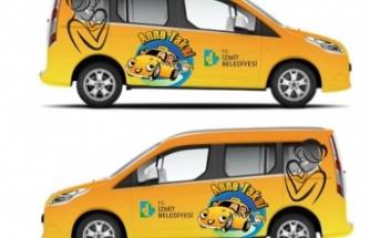 İzmit'e Anne Taksi Geliyor