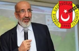 TGC,  Abdurrahman Dilipak'ı üyelikten çıkardı