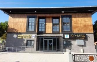 Yazlık KO-MEK Kurs Merkezi açılış için gün sayıyor