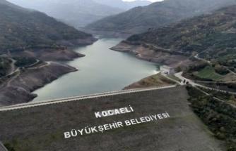 Yuvacık Barajı yüzde 40'ın altına indi
