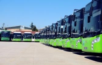 Büyükşehir otobüsleri dünyaları dolaştı