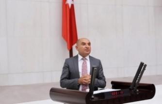 CHP'li Tarhan: Darıca Farabi Hastanesi'nde usulsüz görevlendirmeleri sordu