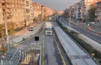 Karamürsel Köprülü Kavşağında, Yalova istikameti trafiğe açıldı