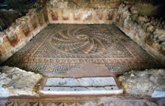 Altınoluk Antandros Antik Kenti'ndeki kazıların yıl boyu süreceği açıklandı