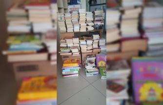 Çanakkale'den Mardin'deki kütüphaneye 1250 kitap bağışlandı