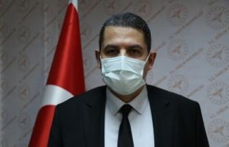 Edirne Sağlık Müdürü Yıldırım: