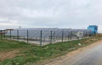 Köylerdeki içme suyu kuyularında ihtiyaç duyulan enerji güneşten sağlanacak