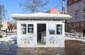 Ferizli ve Kaynarca'ya yöresel ürünler merkezi açıldı