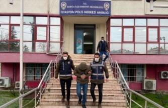 Darıca'da evlerden hırsızlık yaptığı iddiasıyla yakalanan şüpheli tutuklandı
