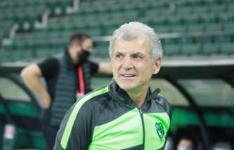 Kocaelispor, teknik direktör Erhan Altın'la yollarını ayırdı