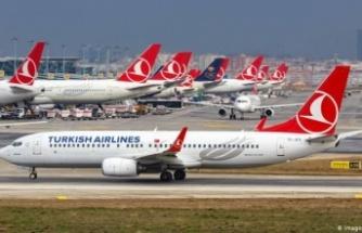 THY, günlük 626 uçuşla Avrupa'da en çok sefer yapan ikinci havayolu şirketi oldu