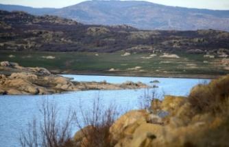 Yağışlar Trakya'daki barajlara 67 milyon 392 bin metreküp su sağladı