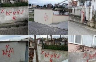 Yalova'da bazı evlerin duvarlarına yazılan yazılarla ilgili soruşturma başlatıldı