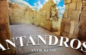 Antandros Antik Kenti'ndeki kazı çalışmaları arkeoloji dünyasına ışık tutuyor