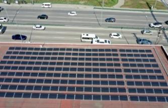 Metro durakları enerji istasyonuna çevriliyor