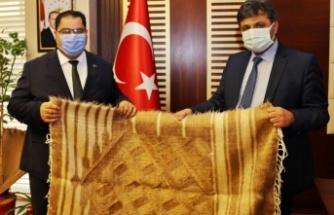 """GTÜ'den """"YÖK Anadolu Projesi"""" Kapsamında Siirt Üniversitesine Ziyaret"""